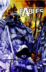 Vertigo - Fables Vol 6 The Homelands TPB