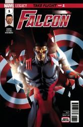 Marvel - Falcon #1