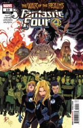 Marvel - Fantastic Four # 10