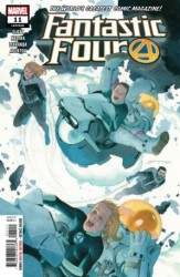 Marvel - Fantastic Four # 11