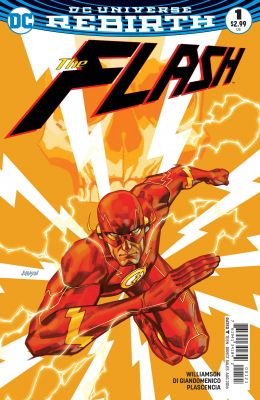 Flash #1 Variant