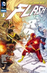 DC - Flash (New 52) Annual # 1