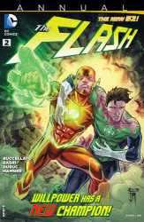 DC - Flash (New 52) Annual # 2