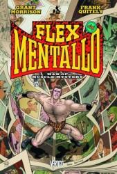 Vertigo - Flex Mentallo Man Of Muscle Mystery TPB