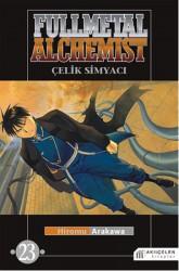 Akılçelen - Fullmetal Alchemist - Çelik Simyacı Cilt 23