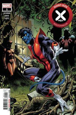 Giant Size X-Men Nightcrawler # 1