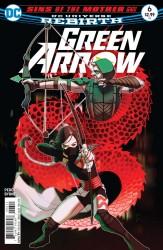 DC - Green Arrow # 6