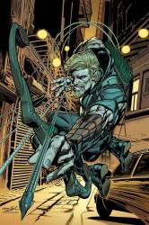 DC - Green Arrow # 1 Variant Cover