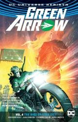 DC - Green Arrow (Rebirth) Vol 4 The Rise Of Star City TP