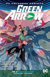 DC - Green Arrow (Rebirth) Vol 3 Emerald Outlaw TPB