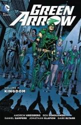 DC - Green Arrow Vol 7 Kingdom TPB