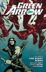 DC - Green Arrow Vol 8 The Nightbirds TPB
