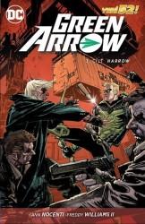 Çizgi Düşler - Green Arrow (Yeni 52) Cilt 3 Harrow