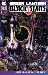 DC - Green Lantern Blackstars # 1