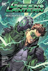 DC - Green Lantern Vol 8 Reflections TPB
