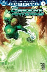 DC - Green Lanterns # 4