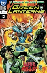 DC - Green Lanterns # 39