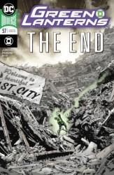 DC - Green Lanterns # 57