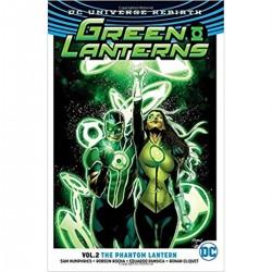 DC - Green Lanthern Vol 2 The Phantom Lantern