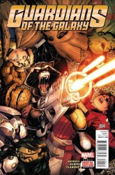 Marvel - Guardians of the Galaxy # 4