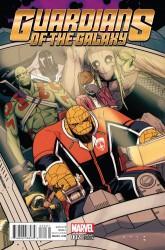 Marvel - Guardians of the Galaxy #2 1:25 Anka Variant