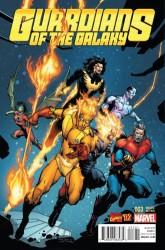Marvel - Guardians of the Galaxy #3 1:20 Marvel 92 Variant