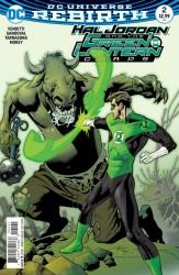 DC - Hal Jordan And The Green Lantern Corps # 2 Variant