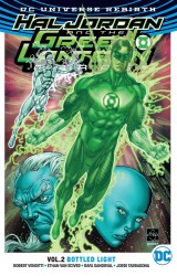 DC - Hal Jordan And The Green Lantern Corps (Rebirth) Vol 2 Bottled Light