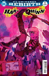 DC - Harley Quinn # 5 Variant