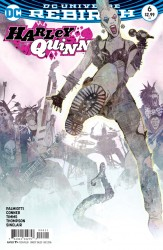 DC - Harley Quinn #6 Variant