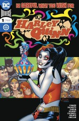 DC - Harley Quinn Be Careful What You Wish For # 1