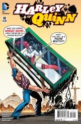 DC - Harley Quinn (New 52) #18