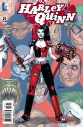 DC - Harley Quinn (New 52) #24
