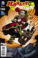 DC - Harley Quinn (New 52) #8 Batman 75th Year Variant