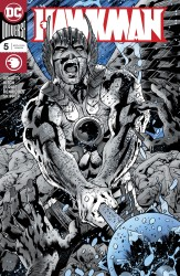 DC - Hawkman # 5 Foil