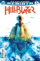 DC - Hellblazer #1 Variant