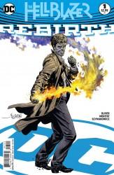 DC - Hellblazer Rebirth #1 Variant Cover