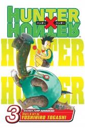 Diğer - Hunter X Hunter Vol 3 TPB
