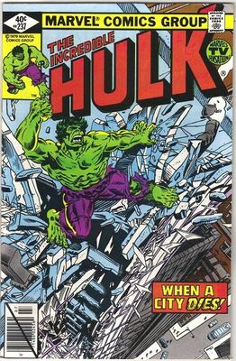 Incredible Hulk (1st Series) # 237 VF/NM