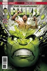 Marvel - Incredible Hulk # 711