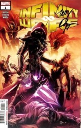 Marvel - Infinity Wars # 1 Gerry Duggan İmzalı Sertifikalı