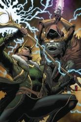 Marvel - Infinity Wars # 3 1:25 Zircher Variant