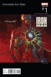 Marvel - Invincible Iron Man #1(2015) Hip Hop Variant