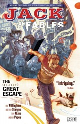 Vertigo - Jack of Fables Vol 1 The (Nearly) Great Escape TPB