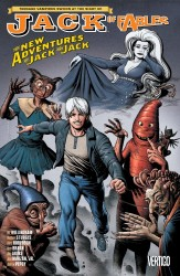 Vertigo - Jack of Fables Vol 7 The New Adventures of Jack And Jack TPB