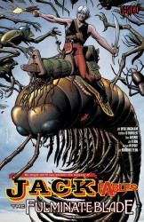 Vertigo - Jack of Fables Vol 8 The Fulminate Blade TPB