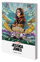 Marvel - Jessica Jones Blind Spot TPB