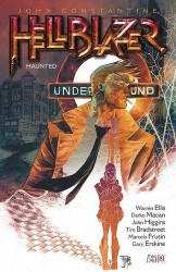 Vertigo - John Constantine Hellblazer Vol 13 Haunted TPB