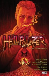 Vertigo - John Constantine Hellblazer Vol 19 Red Right Hand TPB