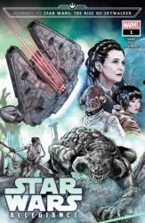 Marvel - Journey Star Wars Rise Skywalker Allegiance # 1